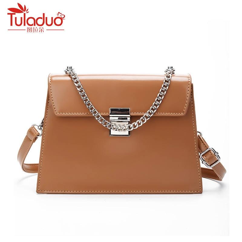Fashion Chain Women Crossbody Bags High Quality PU Leather Women Handbags Famous Brand Sequined Ladies Messenger Bag Sac A Main
