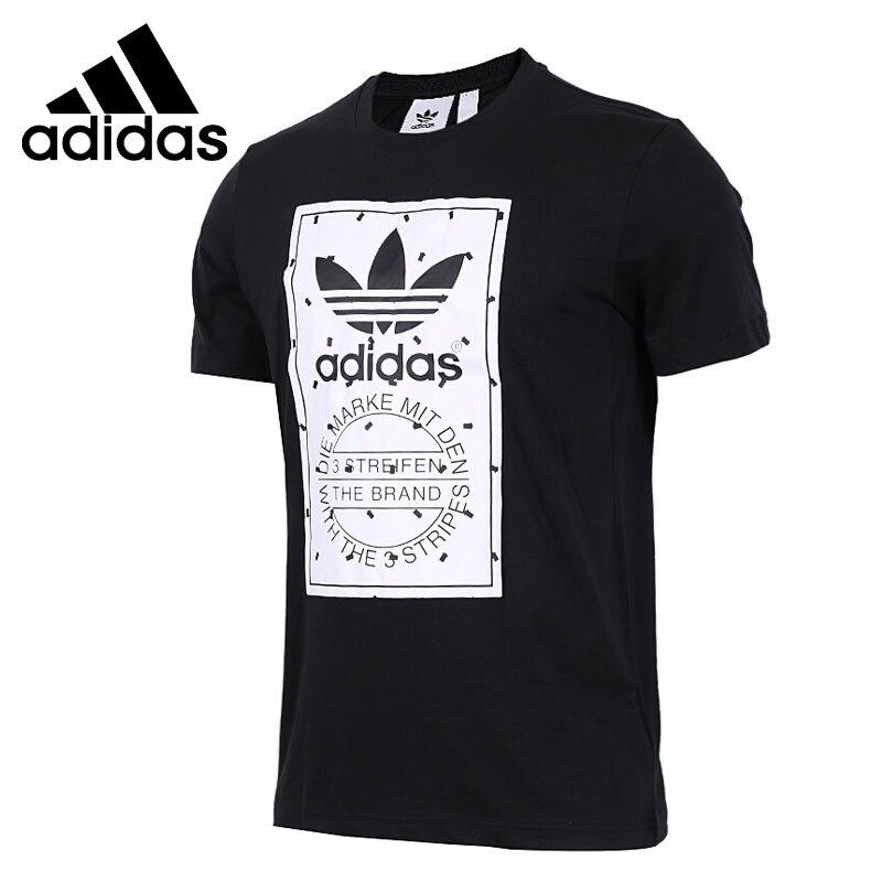 オリジナル新到着アディダスオリジナルラベル Tシャツメンズ Tシャツ半袖スポーツウェア  グループ上の スポーツ & エンターテイメント からの ランニングTシャツ の中 1