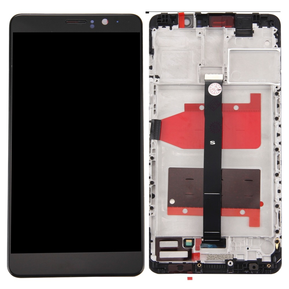 iPartsBuy for Huawei Mate 9 LCD Screen and Digitizer Full Assembly with FrameiPartsBuy for Huawei Mate 9 LCD Screen and Digitizer Full Assembly with Frame