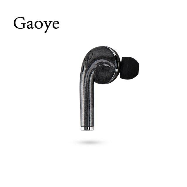 07fae48b1de Gaoye New Mini bluetooth earphone wireless headphone micro bluetooth  headset earpiece with microphone for Mobile Phone
