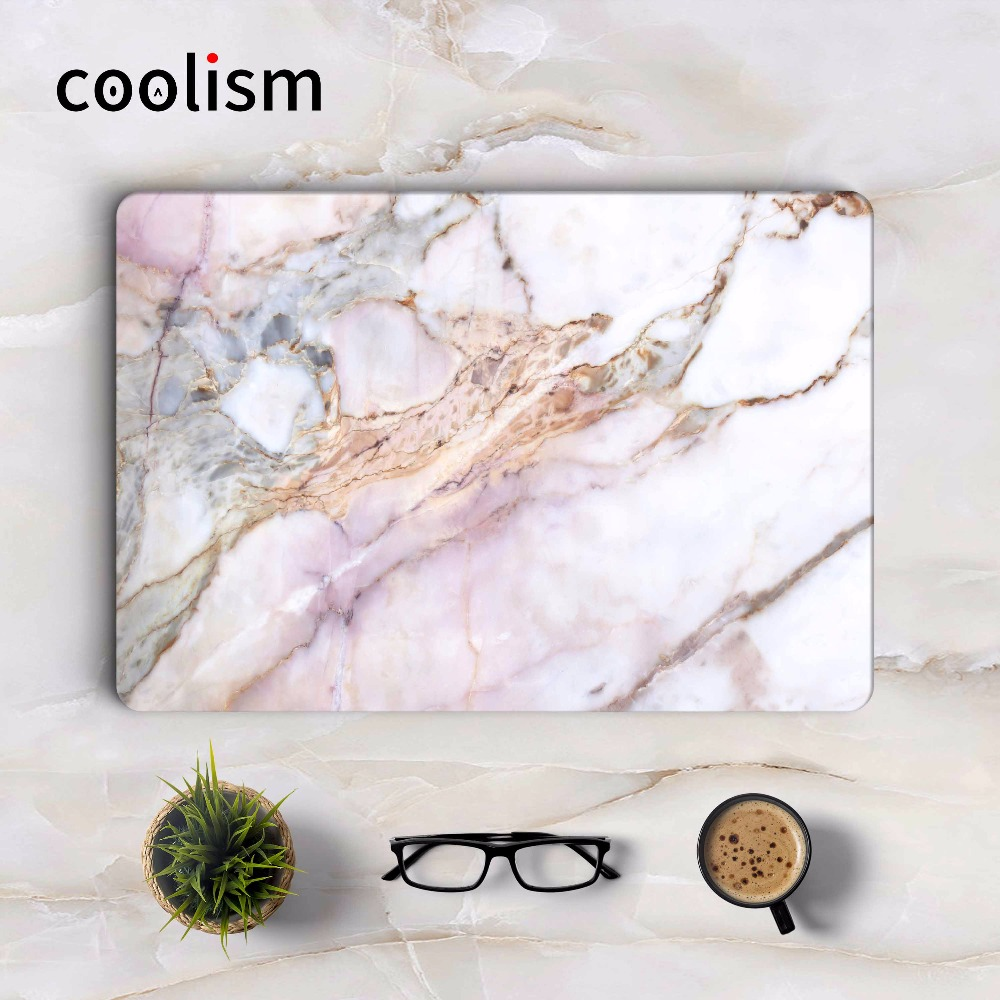 Nature Marble Skin Laptop Sticker for <font><b>Apple</b></font> <font><b>Macbook</b></font> Air <font><b>Pro</b></font> Retina 11 12 13 <font><b>15</b></font> inch Mi Book Mac Notebook Full <font><b>Cover</b></font> Skin Sticker image
