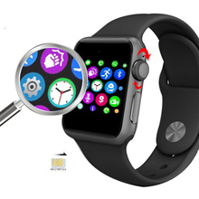 Bluetooth SmartWatch DM09 2 5D ARC HD Screen SIM GSM Smart watch for iphone Android HTC