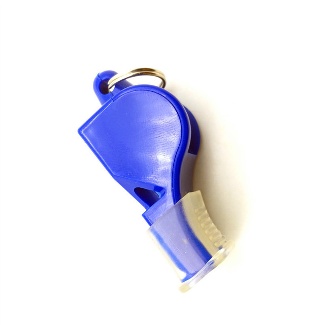 Professional Plastic Soccer Referee Whistle