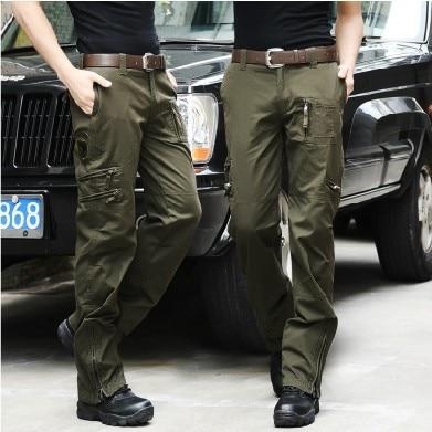 e1c93fb25f41 Верхняя одежда мужские брюки из самых 101th воздухе армия зеленый  десантников камуфляжные брюки карго 3 цвета купить на AliExpress