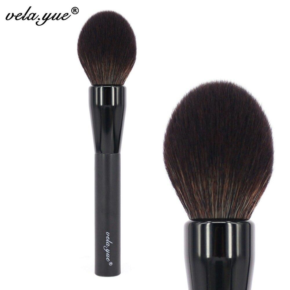 Vela. yue Pro Visage Definer Brosse Polyvalente Poudre Bronzer Maquillage Brosse