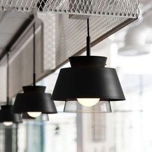 Industrial Wind retro pendant lights personality Creative Bar Cafe Aisle pendant lamp Iron restaurant Study room glass scandinavian pendant lights industrial naked pupa personalized creative restaurant cafe bar stairs retro industry pendant lamps