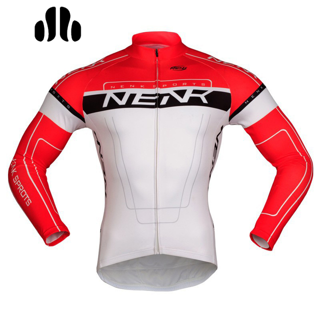 LANCE SOBIKE Hot Sales Bicycle Cycling Long Jersey Long Sleeve-Cooree Breathable Windproof Quick-Dry Mountain Ciclismo Clothing