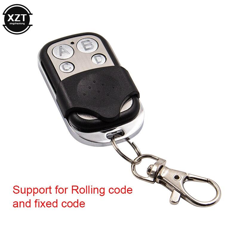 Controle Remoto Chave 433.92 MHZ Remoto Universal Clonagem Código Duplicador de Rolamento Da Porta Da Garagem Do Carro Auto para PT2262 PT2264 SC2260