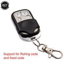 Controle remoto universal de chave, código rolante de rolamento para porta de carro pt2262 pt2264 sc2260, 433.92mhz