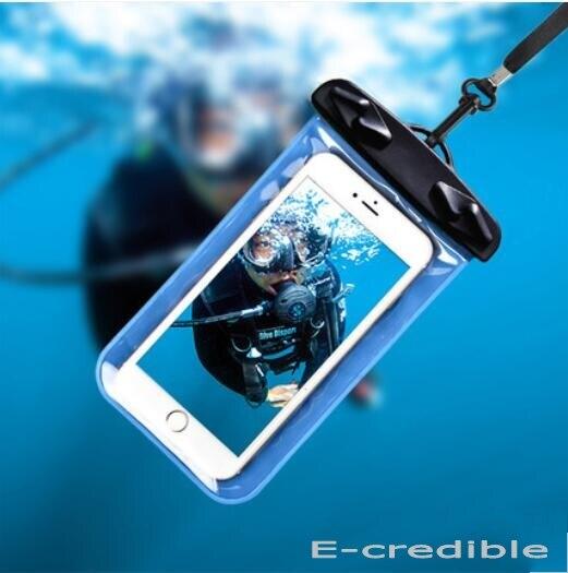 Swim waterproof bag with band cover case for Motorola Moto X X+1 X2 X play style play Force Moto G G2 G3 G4 G5 play Moto E E2 E3