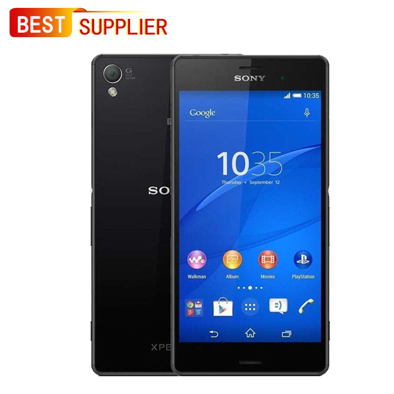 US $58 79 30% OFF|Original Unlocked Sony Xperia Z3 Compact D5803 Smartphone  1 Year Warranty-in Cellphones from Cellphones & Telecommunications on