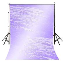 5x7ft Romantic Backdrop Ultra Violet Color Photography Studio Props of the Year 2018