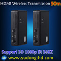 5ghz wireless 1080P HD TV PC Video Deliver HDMI Wireless Transmitter and Receiver Extender HDMI System