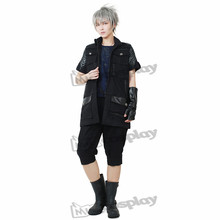 Final Fantasy XV Noctis Lucis Caelum Cosplay Costume (undershirt and glove included) Anime Men Clothes