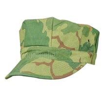 Tamanho l-vietnam war us army mitchell camo utilitário boné