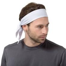 цены Nice! Sport Headband Gym Tennis Bandana Running  Sweatband Fitness Headscarf Yoga Cycling Hair Band Pirate Band