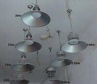 LED mining đèn 100 Wát 70 Wát 50 Wát 30 Wát LED Bay Cao công nghiệp nhà máy ánh sáng Đèn Chiếu Sáng AC100V ~ 240 V Đèn Pha