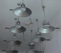 LED mining lamp 100W 70W 50W 30W LED High Bay industrial light factory Lighting Lamp AC100V~240V Floodlight