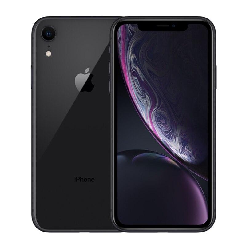 Apple iPhone XR Unlocked 4G LTE Smartphone 6.1 inch Apple A12 Hexa-core 12MP Camera Face ID Bluetoot