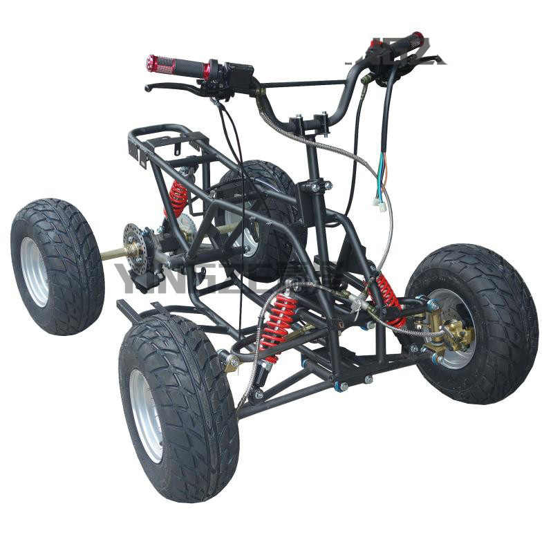 Detail Feedback Questions about DIY Four Wheel GO KART