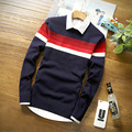 Autumn/Winter Sweater Men  Sweater Christmas Day Gift Pullover Winter Warm Casual Knitted Sweater XS-3XL good quality