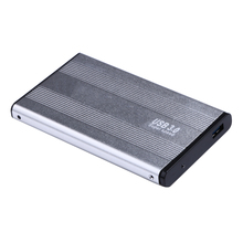 2.5 inch HDD Case Sata to USB 3.0 Hard Disk SSD SATA External Storage Enclosure for Windows 7/8/10/ Vista/XP/ 98/ME/2000 Mac
