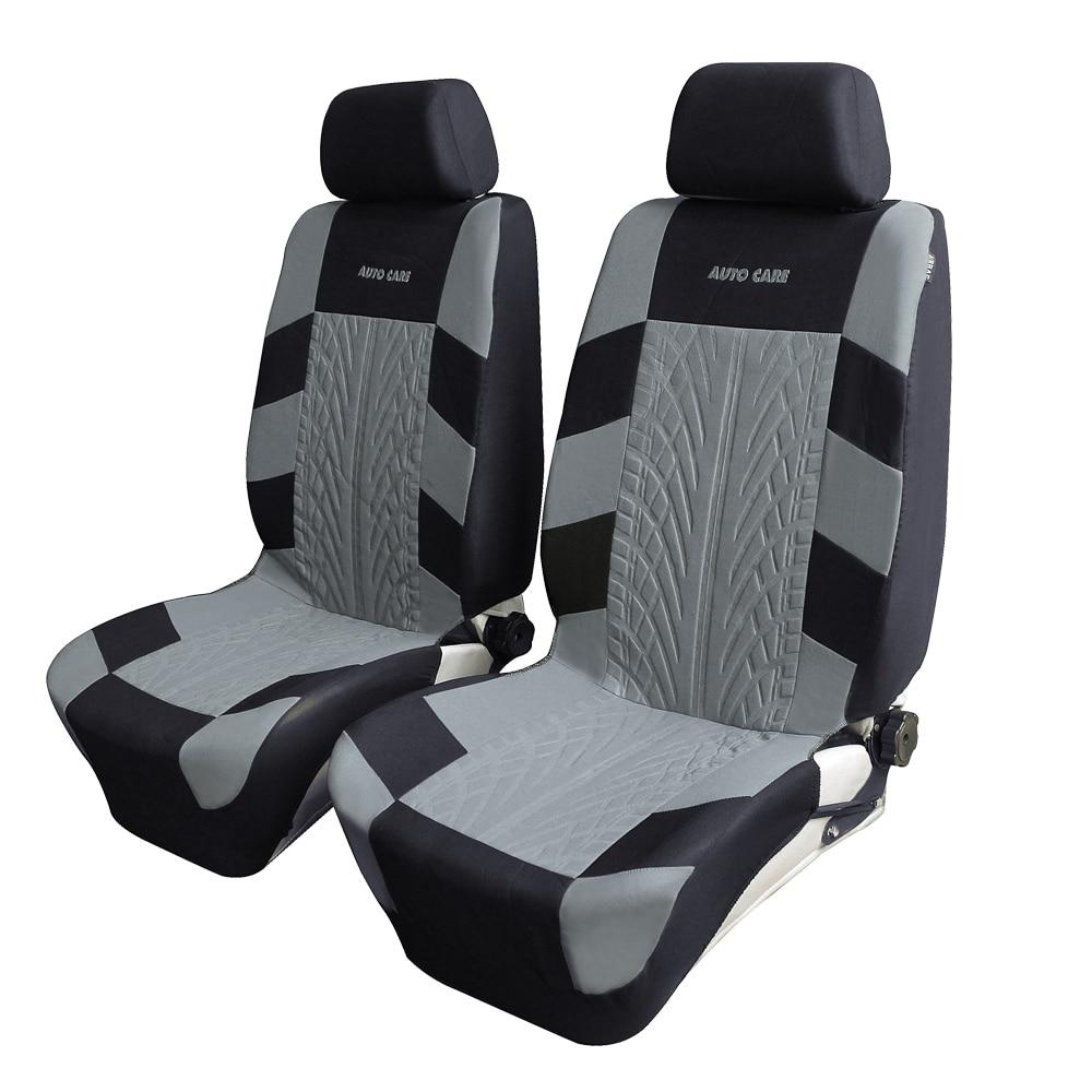 Di alta Qualità Car Seat Covers Set Universale Adatta Maggior Parte Delle Vetture Covers con Traccia di Pneumatico Dettaglio Styling Car Seat Protector per Auto Care