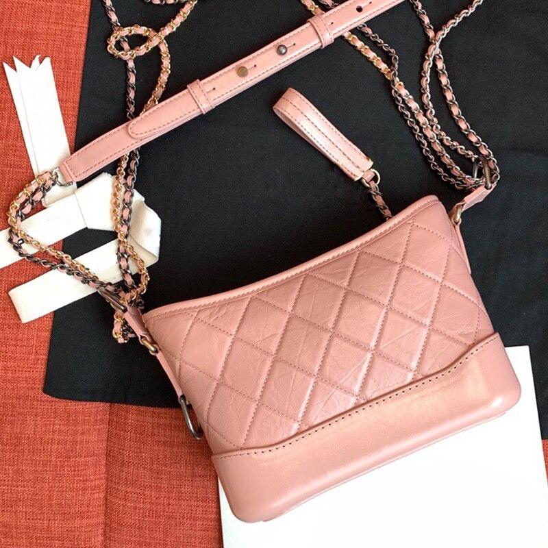 Veranstalter Luxus Lammfell Berühmte Marken Top Handtaschen Hohe Qualität rosa Frauen Leder blau Klappe Designer Taschen Himmel Klassische FqgwfO