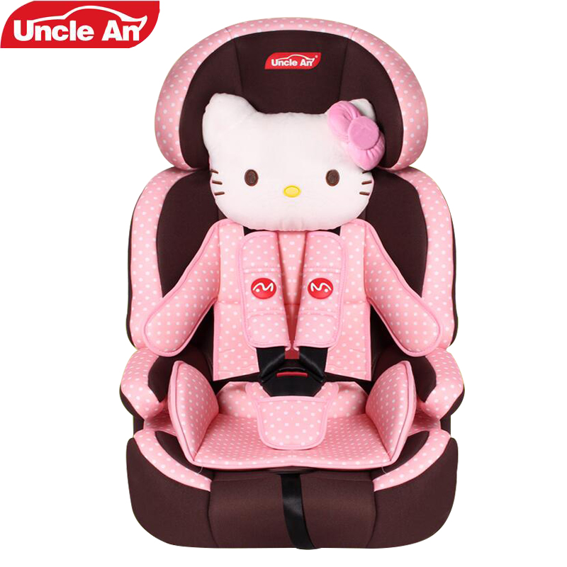 Car child safety seat isofix baby car chair - 12 3c maritime safety