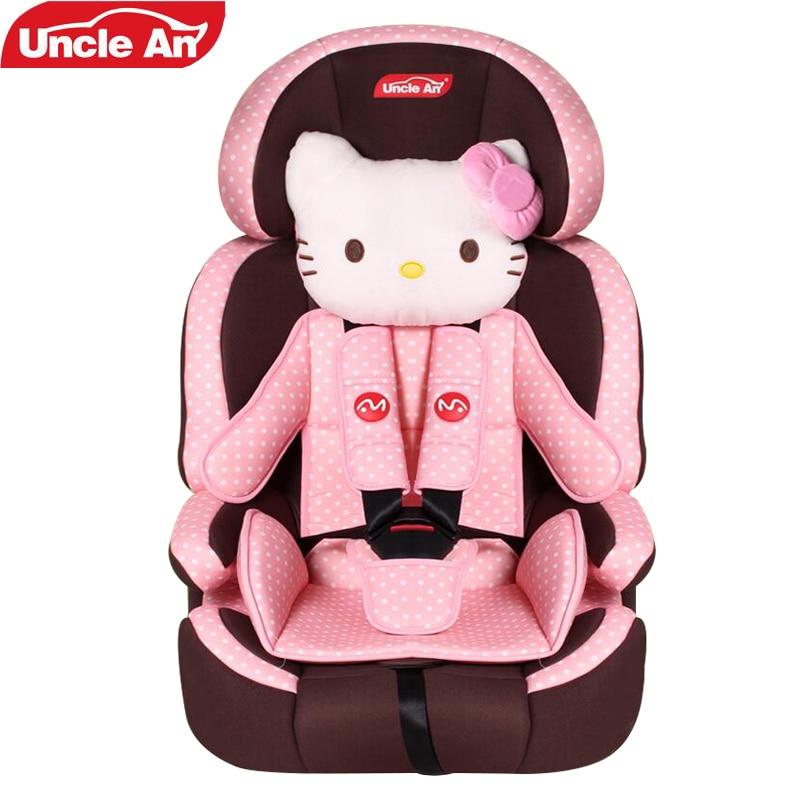 купить Car child safety seat isofix baby car chair - 12 3c по цене 7205.6 рублей