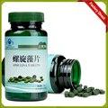 2 бутылки/серия 250 мг порошок спирулины, спирулина водоросли