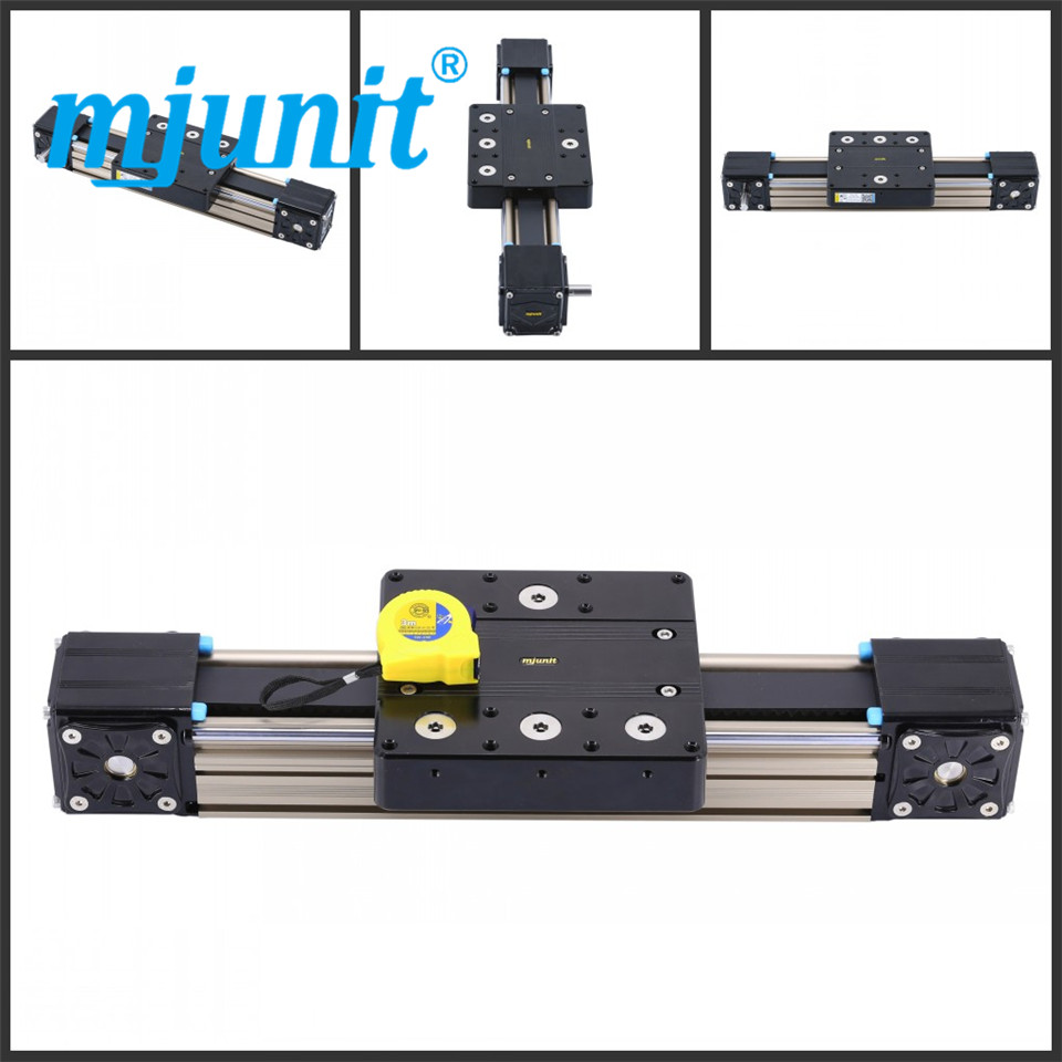 все цены на mjunit MJ80 Slider Miniature Linear Motion Guide Way with 700mm stroke length онлайн