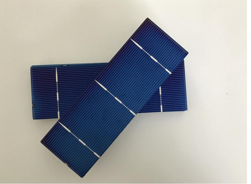 2 x 6 B Grade Polycrystalline solar cells 1 3W pcs 0 5V Solar panel cell