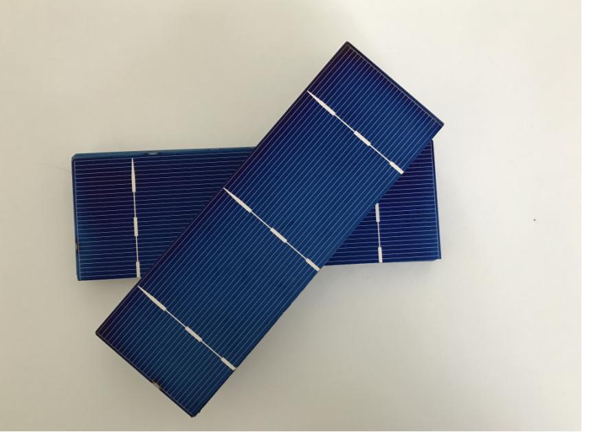 2 x 6 B Grade Polycrystalline solar cells 1.3W/pcs 0.5V .Solar panel cell 100pcs/Lot
