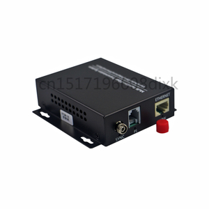 Image 2 - 1CH โทรศัพท์ไปยัง fiber optic converter PCM Voice over Fiber Optic Media Converter to เส้นใย 1ch 100M Ethernet