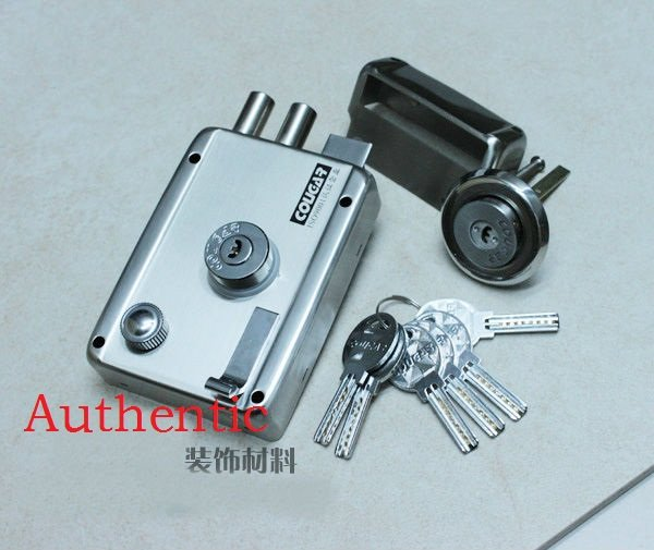 100% quality assurance factory wholesale stainless steel anti-theft lock, wood door lock,+ FREE SHIPPING free shipping 5pcs lot isl6259 isl6259a isl6259ahrtz qfn quality assurance 100
