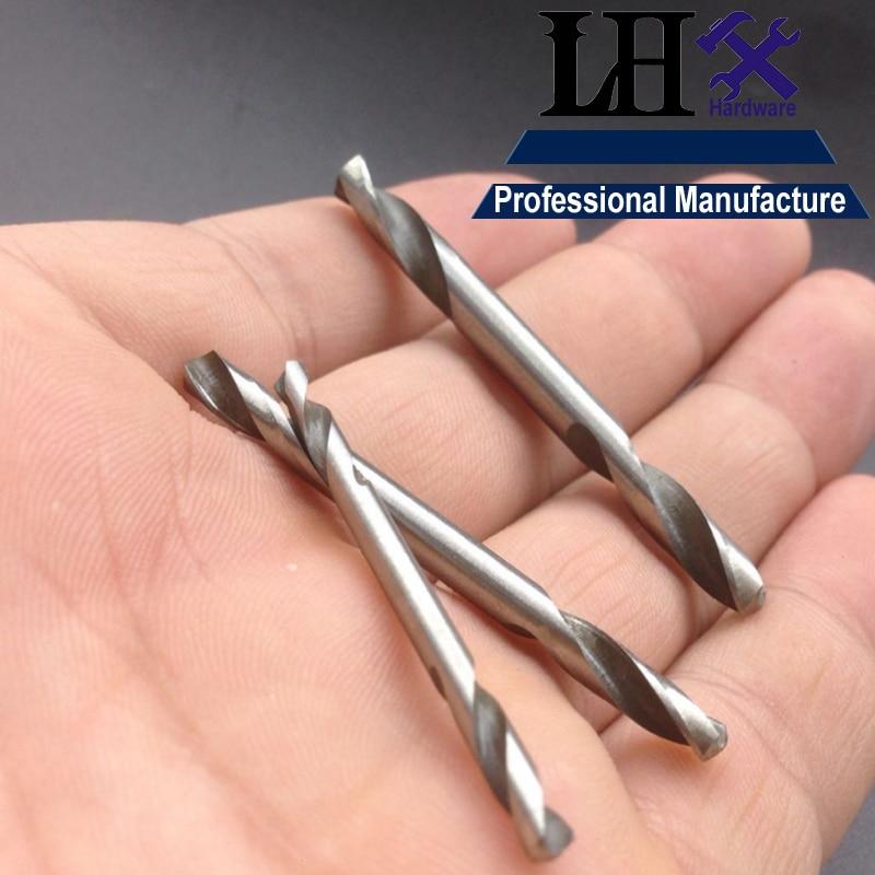 LHX PBYP76-3 10pcs/lot HSS High Speed Steel Drill Bit Set Tool 5.2*58mm