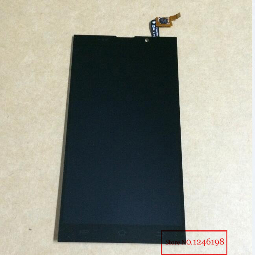 IN STOCK High Quality g6 LCD Display + Touch Screen Digitizer Assembly For JIAYU G6 Touch Pane Black Color Replacement