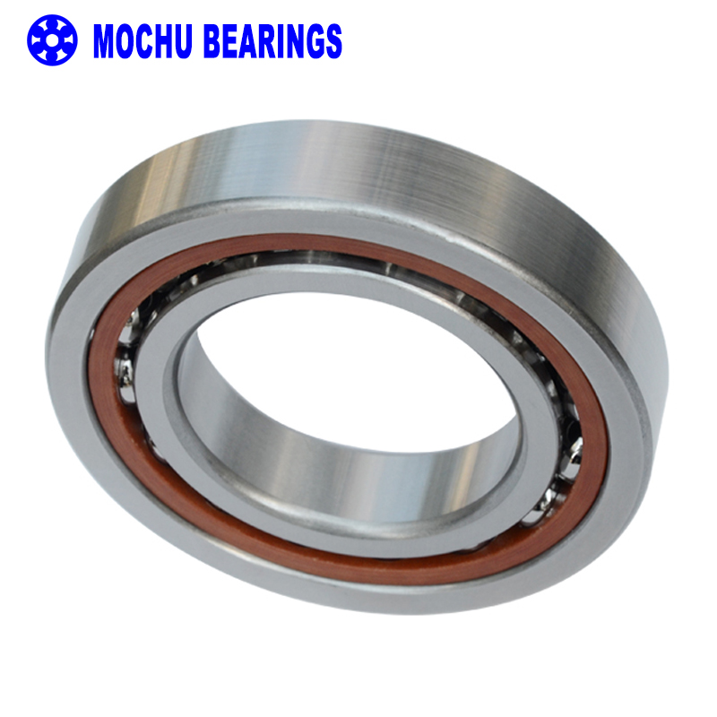 1pcs MOCHU 7216 7216ACD/P4A 80x140x26 Angular Contact Bearings ABEC-7 Bearing CNC 1pcs 71822 71822cd p4 7822 110x140x16 mochu thin walled miniature angular contact bearings speed spindle bearings cnc abec 7