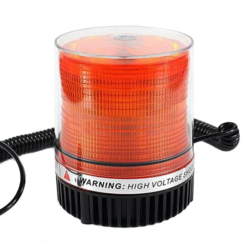 Amber Car Truck BUS Magnetic Warning Flash Beacon Strobe Emergency light 24V Warning Light велосипед haibike race 8 30 2016