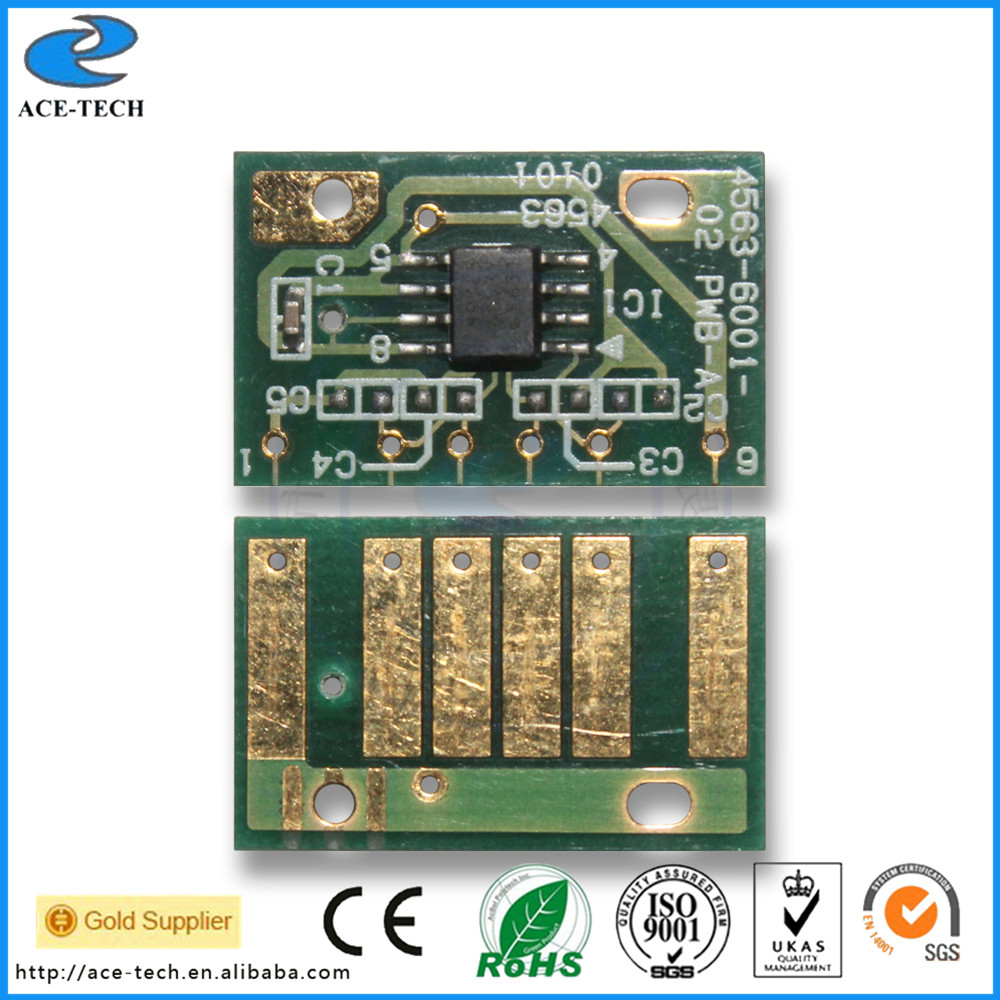 Pagepro 9100 Toner cartridge chip reset for Konica Minolta 9100 compatible laser printer spare parts from shenzhen China-in Cartridge Chip from Computer & Office