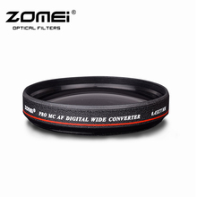 ZOMEI Extremely Slim 49mm zero.45x Vast Angle Filter Lens For Nikon Canon Digicam