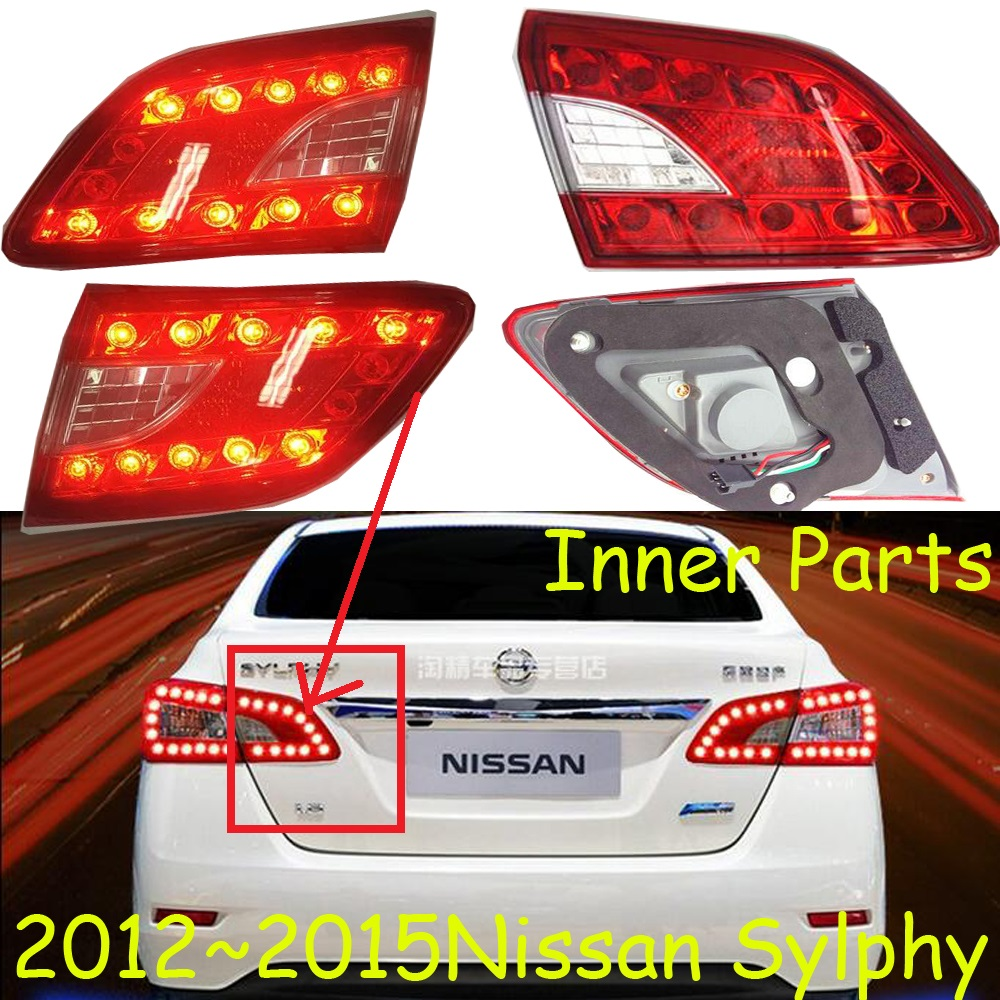 car-styling,Sylphy Taillight,2012~2015,Free ship!2pcs,Sylphy fog light;Sylphy tail lamp,Chrome,car-detector,Bluebird женские ботинки типа тимберленд за 500 рублей
