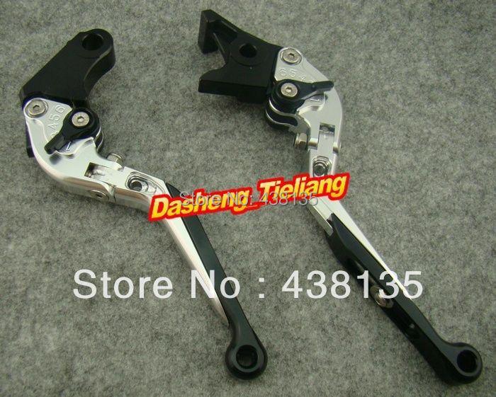 ФОТО Foldable Brake Clutch Levers For 1991-2007  600F2 600F3 600F4 600F4i 1993-1999 CBR 900RR 1994 1995 1996 1997