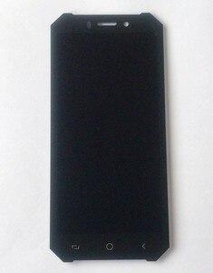 Image 5 - 5.5 بوصة ل ULEFONE درع X شاشة الكريستال السائل مجموعة المحولات الرقمية لشاشة تعمل بلمس 100% الأصلي جديد LCD + اللمس محول الأرقام