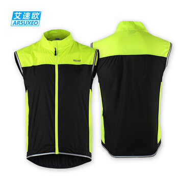 ARSUXEO տղամարդկանց հեծանվավազք Vest MTB - Հեծանվավազք - Լուսանկար 2