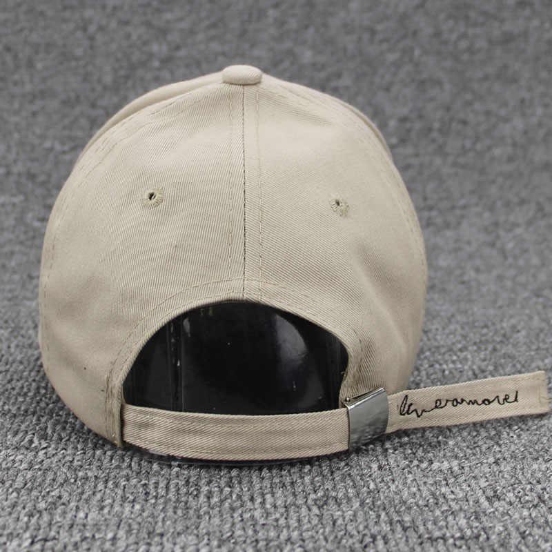 جديد التطريز لايف والعيش قبعة بيسبول للجنسين النساء الرجال القبعات قبعة بيسبول Snapback عارضة الذكور قبعات الصيف 2018 الورك هوب قبعة