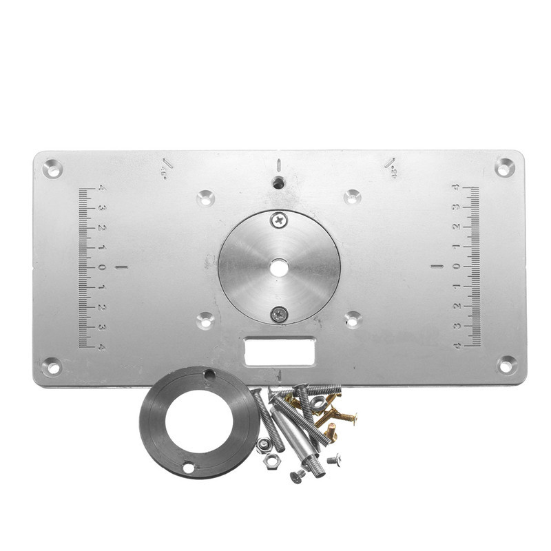 Best price aluminum router table insert plate for popular trimmers best price aluminum router table insert plate for popular trimmers routers diy woodworking in wood routers from tools on aliexpress alibaba group keyboard keysfo Image collections
