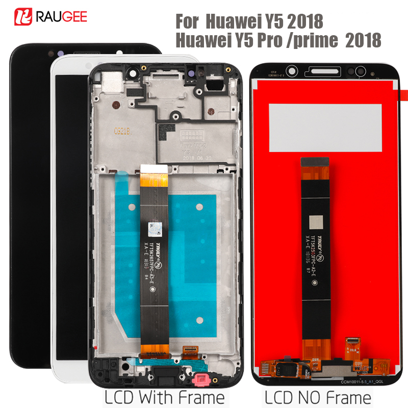 Display For <font><b>Huawei</b></font> Y5 2018 <font><b>DRA</b></font>-LX2,L01 Lcd Display Touch Screen Replacement For <font><b>Huawei</b></font> Y5 (Prime)/Pro 2018 DUA-LX2,<font><b>L21</b></font> Display image