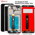 Per Huawei Y5 2018 Display Lcd Touch Screen Digitizer Assembly di Ricambio Per Huawei Y5 Pro 2018/Y5 Prime Schermo parti di visualizzazione